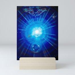 Zodiac sign Skorpio 2 Mini Art Print
