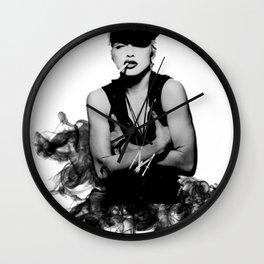 Madonna - Justify My Smoking' Love Wall Clock