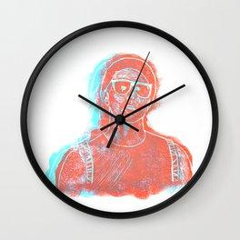 3D Josh (Ride) Wall Clock