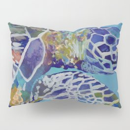 Honu Kauai Sea Turtle Pillow Sham