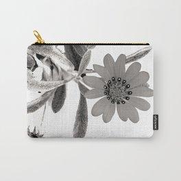 Frozen Flower Carry-All Pouch