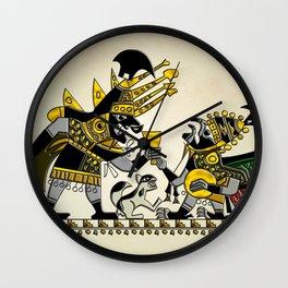 Ancient Peru - Sipan Wall Clock