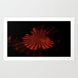 all for one Art Print
