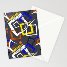 What A Square Stationery Cards