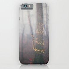 Foggy Holiday Slim Case iPhone 6s