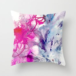 Clairvoyance #2 Throw Pillow