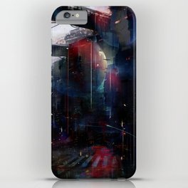Back to Omega Centauri iPhone Case