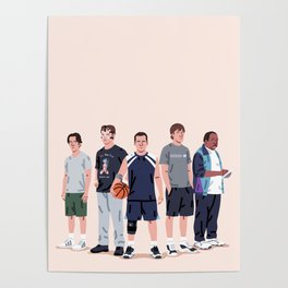 The Dream Team Poster