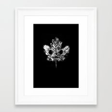 winter is coming  Framed Art Print
