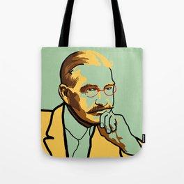L. Frank Baum Tote Bag