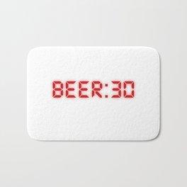 Half Past Beer Bath Mat