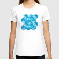 escher T-shirts featuring Escher #009 by rob art | simple