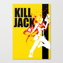 KILL JACK - SIREN Canvas Print