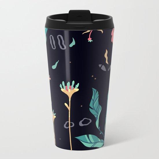 Jungle Metal Travel Mug
