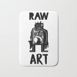 RAW ART Bath Mat