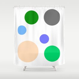 Cefpirome Shower Curtain