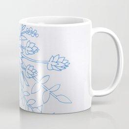 Vertical Jungle Coffee Mug
