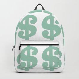 Mint Dollars Backpack