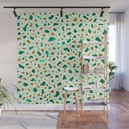 Terrazzo Forest Wall Mural