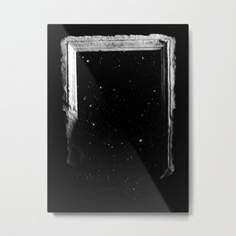 Egress Metal Print