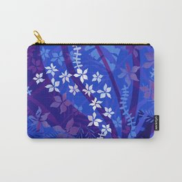 Hawaiian Swirl Carry-All Pouch
