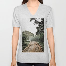 Into the Jungle Unisex V-Neck