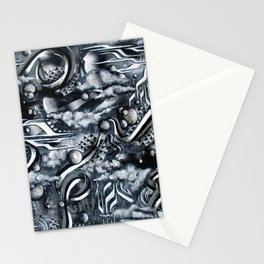 Re-Creation Of Impermanence Stationery Cards