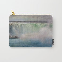George Inness - Niagara Falls Carry-All Pouch