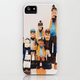 Sea Homies iPhone Case