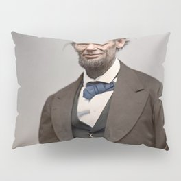 Abraham Lincoln Painting Pillow Sham