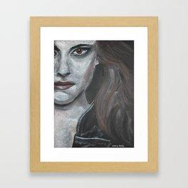 Kristen Stewart as Bella Swan Framed Art Print