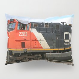 Canadian National Railway Pillow Sham