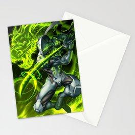 genji Stationery Cards