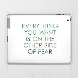 Everything You Want Laptop & iPad Skin