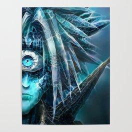 Winter Cyclop Poster