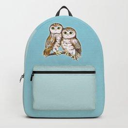 Two cute owls Backpack