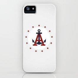 American Lake iPhone Case