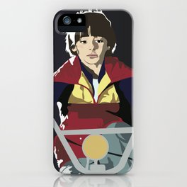 The Vanishing of Will Byers iPhone Case