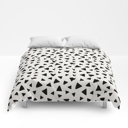 Geometric Dot Comforters