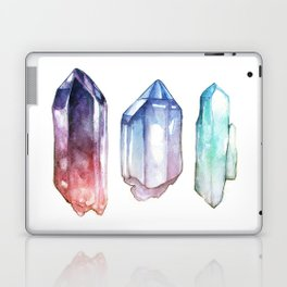 Crystals Laptop & iPad Skin