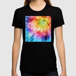 Tie Dye Watercolor T-shirt