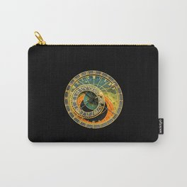 vintage clock_12 Carry-All Pouch