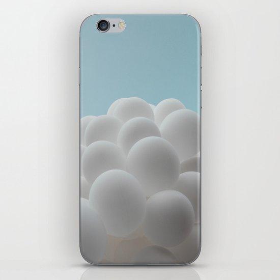 Lighter than air - balloons iPhone & iPod Skin