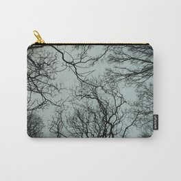 Lift Me Up To Winter Skies Carry-All Pouch