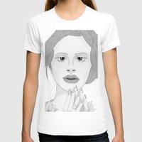 lana T-shirts featuring Lana by Gusti