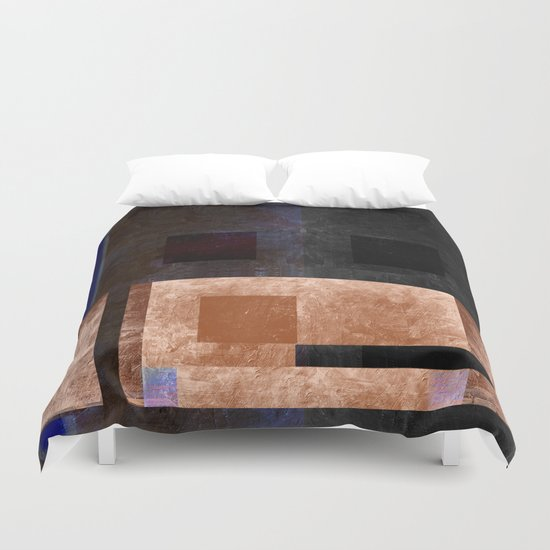 Untitled No. 1 Duvet Cover