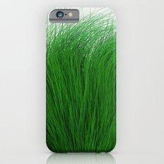 Green Fuzz Slim Case iPhone 6s