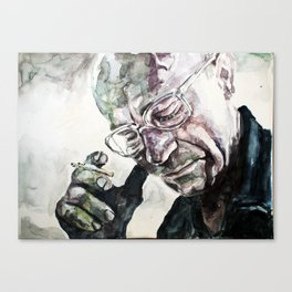 Miner Canvas Print