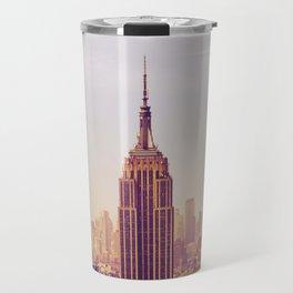Empire State Building Travel Mug