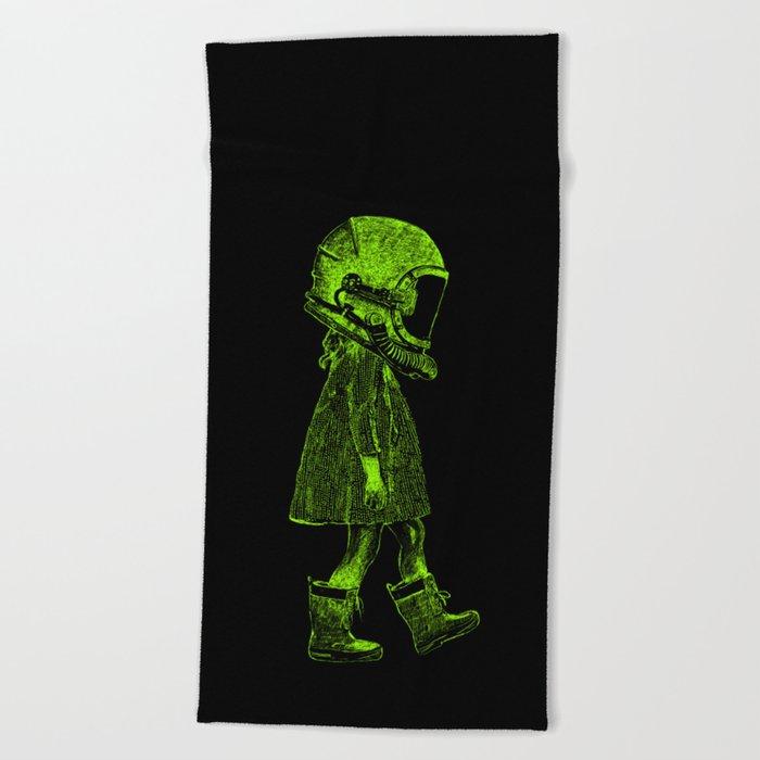 astro Beach Towel
